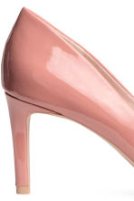 Court shoes - Powder pink -  | H&M 4