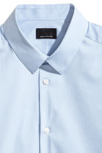 Stretch shirt Slim fit - Light blue - Men | H&M CN 3