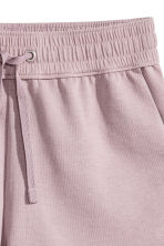 Sweatshirt shorts - Heather purple - Ladies | H&M 3