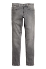 Skinny Low Jeans - Grey denim - Men | H&M CA 2