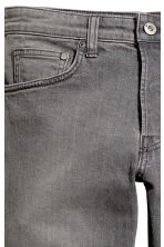 Skinny Low Jeans - Grey denim - Men | H&M CA 5