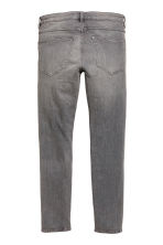 Skinny Low Jeans - Denim grigio - UOMO | H&M IT 3