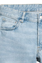 Denim shorts - Super light denim -  | H&M 3