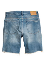 Denim shorts - Light denim blue - Men | H&M CA 3