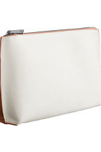 Make-up bag - White/Beige - Ladies | H&M CA 3