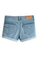 Denim shorts - Denim blue - Ladies | H&M CA 3