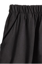 Short shorts - Black - Ladies | H&M CN 3
