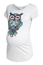 Light grey/Owl