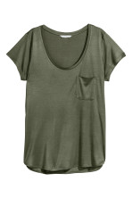 Dark khaki green