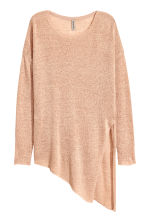 Loose-knit jumper - Beige - Ladies | H&M 2