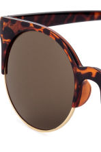 Sunglasses - Tortoise shell - Ladies | H&M IE 3