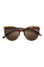 Sunglasses - Tortoise shell - Ladies | H&M IE 2