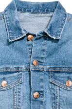 Denim jacket - Denim blue - Ladies | H&M 3