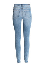 Shaping Skinny Regular Jeans - Denim blue/Washed - Ladies | H&M 3