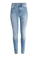Shaping Skinny High Jeans - Azul denim claro - MUJER | H&M ES 2