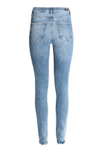 Shaping Skinny High Jeans - Light denim blue - Ladies | H&M 3