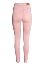 Super Skinny High Jeggings - Light pink -  | H&M 3