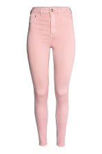 Super Skinny High Jeggings - Light pink -  | H&M 2