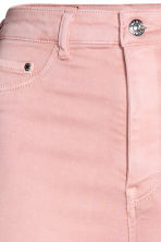Super Skinny High Jeggings - Light pink -  | H&M 4