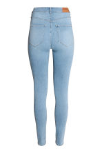 Super Skinny High Jegging - Bleu denim clair - FEMME | H&M FR 4