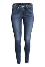 Feather Soft Low Jeggings - Blu denim scuro/lavato - DONNA | H&M IT 2