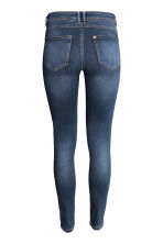 Feather Soft Low Jeggings - Azul denim oscuro/Lavado - MUJER | H&M ES 3