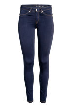 Feather Soft Low Jeggings - Dark denim blue - Ladies | H&M CA 2