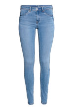 Feather Soft Low Jeggings - Blu denim - DONNA | H&M IT 2