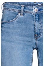 Feather Soft Low Jeggings - Bleu denim - FEMME | H&M FR 4