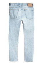 Straight Regular Jeans - Light blue washed out - Men | H&M 3