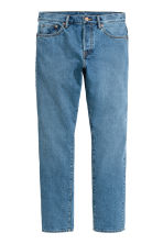 Slim Regular Tapered Jeans - Denim blue - Men | H&M 2