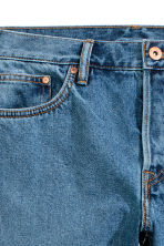 Slim Regular Tapered Jeans - Denim blue - Men | H&M 4