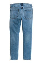 Slim Regular Tapered Jeans - Denim blue - Men | H&M 3