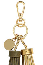 Keyring  - Khaki green - Ladies | H&M 2