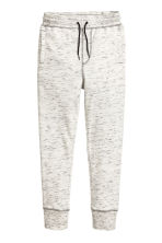Joggers - Light beige marl -  | H&M CA 2