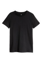 2-pack T-shirts - Black -  | H&M CN 3