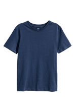 2-pack T-shirts - Dark blue -  | H&M IE 3