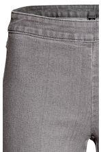 Stretch trousers - Grey -  | H&M 2