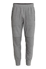 Sports trousers - Dark grey marl - Men | H&M CN 2