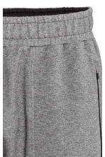 Sports trousers - Dark grey marl - Men | H&M CN 3