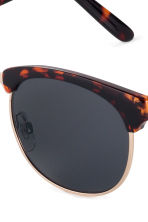Sunglasses - Tortoise shell - Men | H&M 3