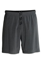 Running shorts - Dark grey - Men | H&M CN 2