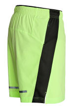 Running shorts - Neon yellow - Men | H&M 3