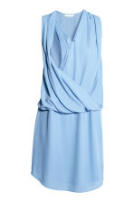 MAMA Nursing dress - Light blue - Ladies | H&M 2
