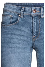 Super Skinny Regular Jeans - Mid denim blue - Ladies | H&M CA 5