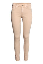 Super Skinny Regular Jeans - Light beige - Ladies | H&M 2