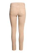 Super Skinny Regular Jeans - Light beige - Ladies | H&M 3