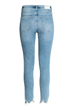 Skinny High Ankle Jeans - Light denim blue -  | H&M 3