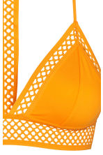 Top bikini - Giallo scuro - DONNA | H&M IT 3