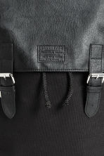 Backpack - Black - Ladies | H&M 3